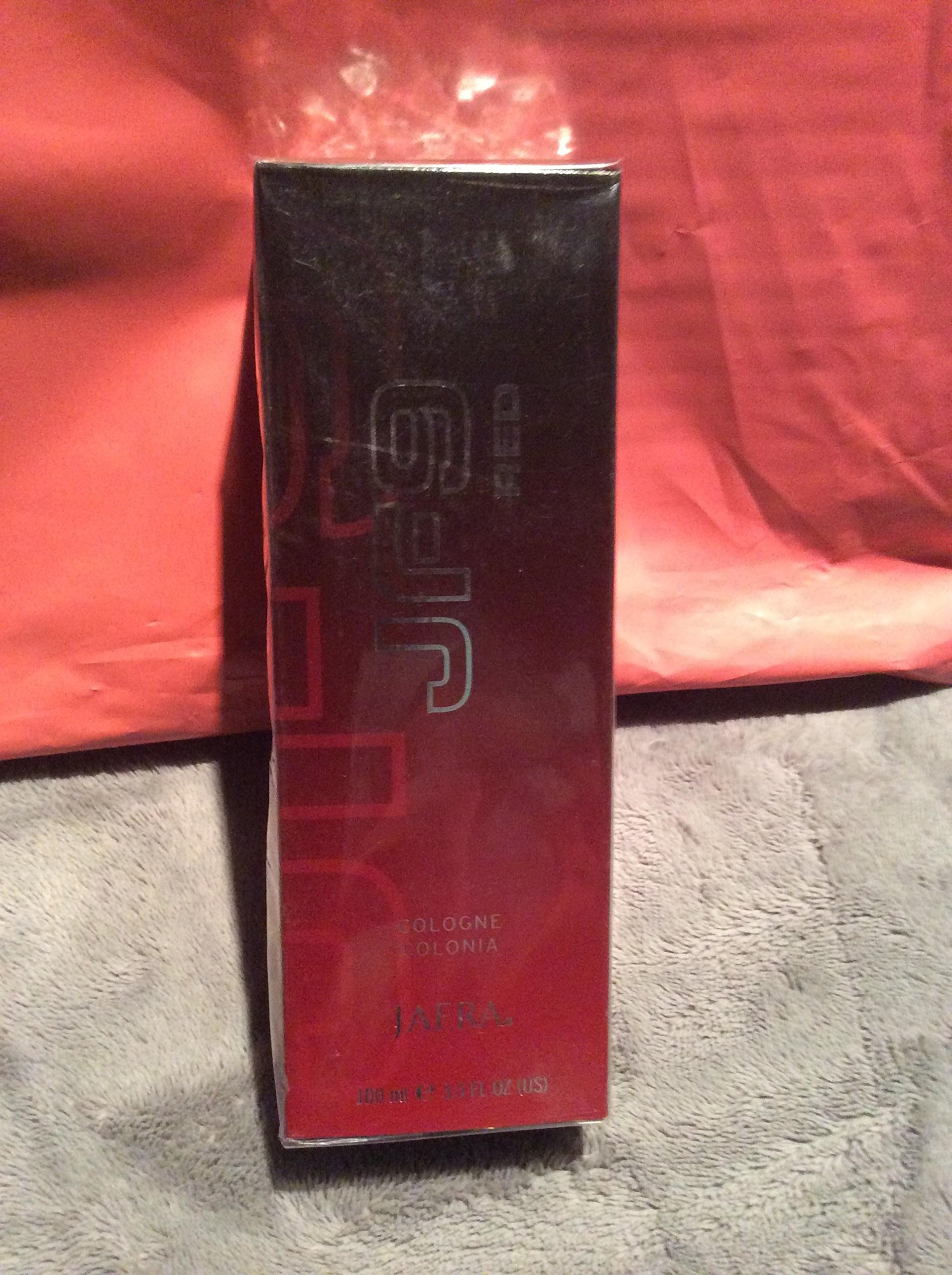 Jafra JF9 RED Cologne 3.3 fl. oz.
