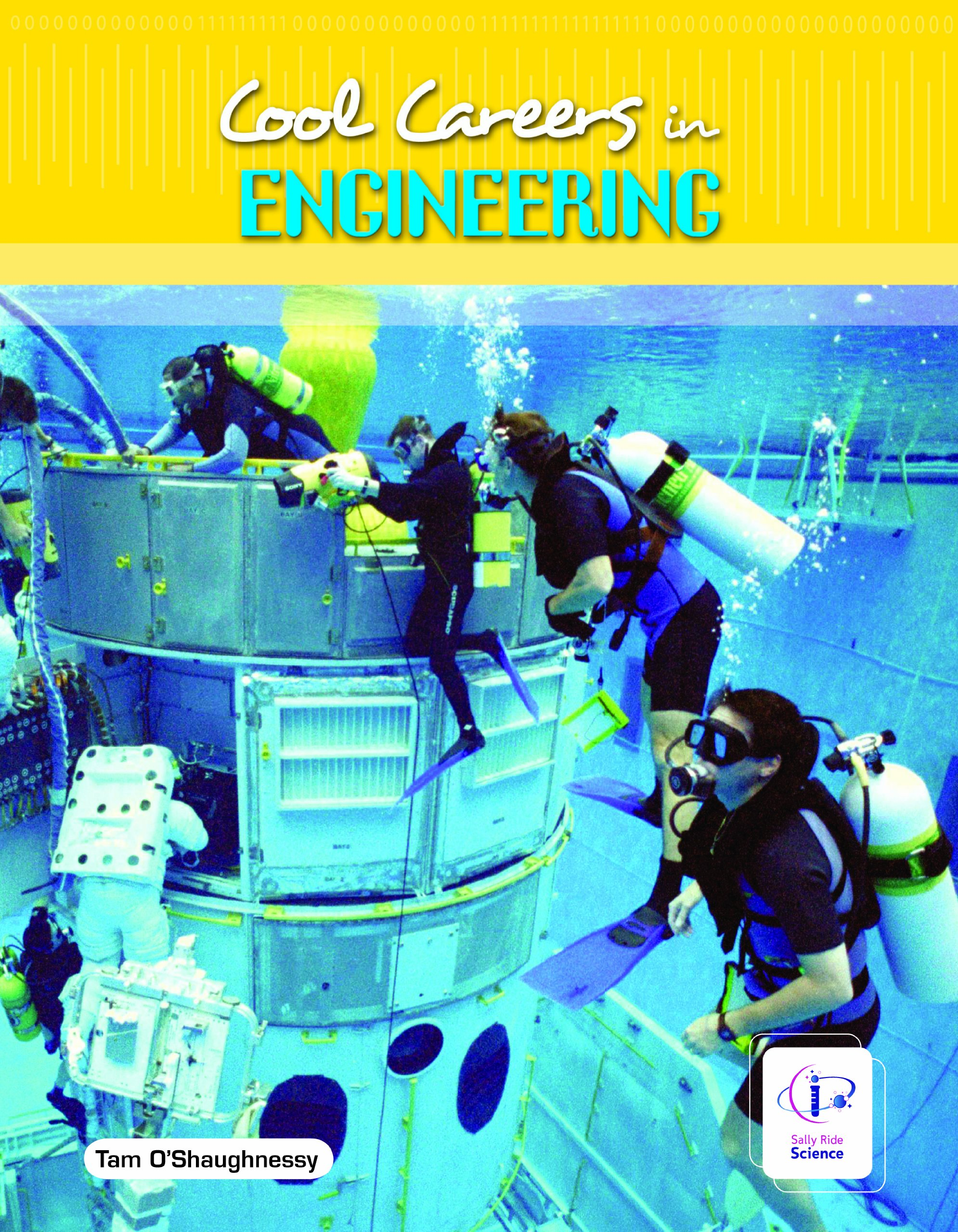 Read Online Cool Careers in Engineering (6-8) ebook