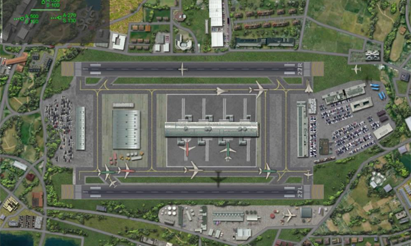 Airport Madness World Edition [Download]