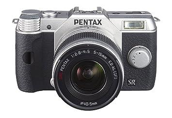 Amazon.com: Pentax Q10 Compact cámara sin espejo con lente 5 ...
