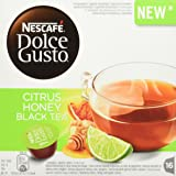 Nescafé Dolce Gusto CITRUS HONEY BLACK TEA - Thé - 16 capsules -83,2g