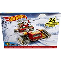 Hot Wheels - DXH60 - Calendrier de l'Avent