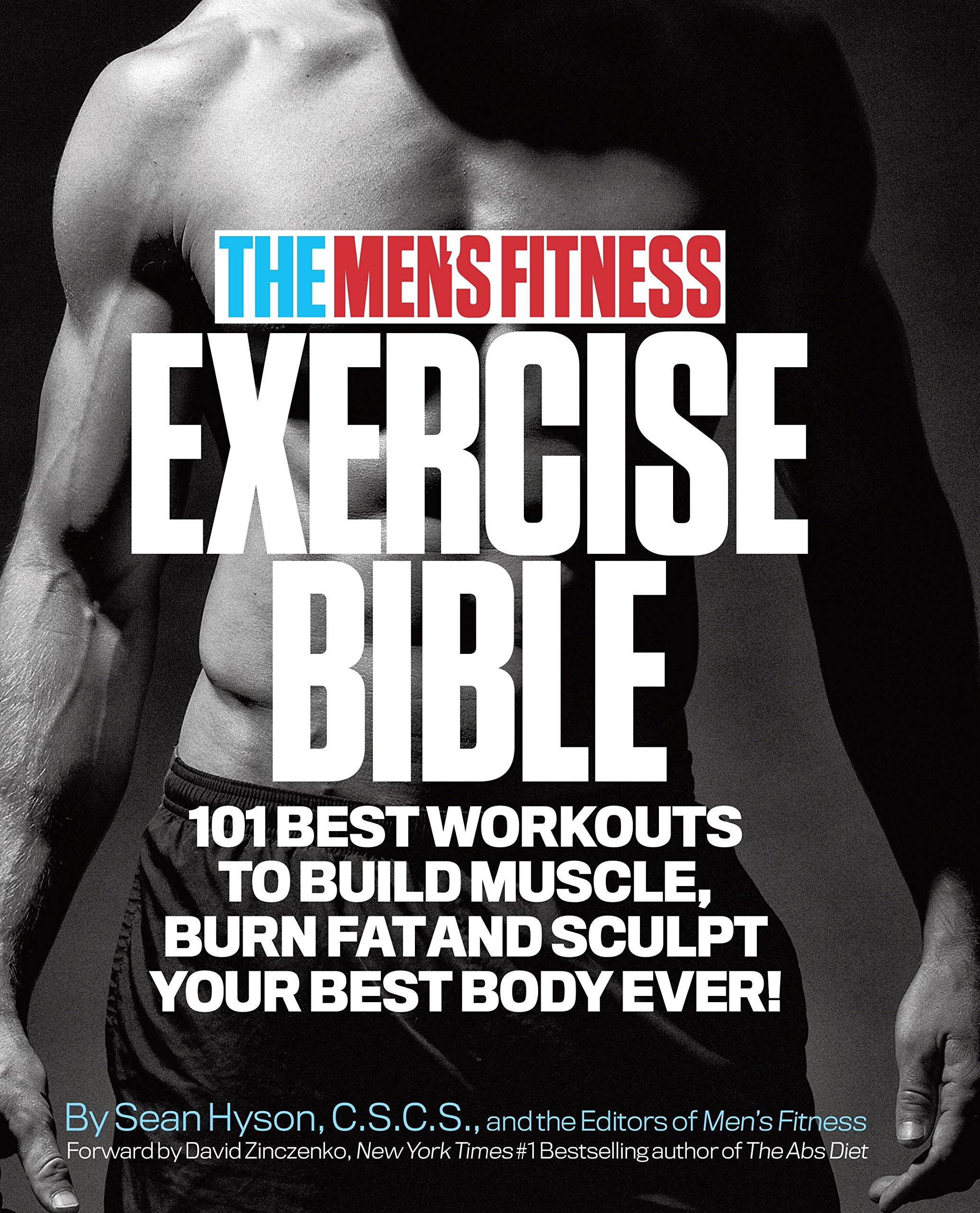Mens Fitness Exercise Bible Workouts product image