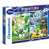 Clementoni - 25212.1 - Puzzle - Disney Classic - 3 x 48 Pièces