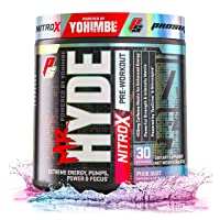 ProSupps® Mr. Hyde® NitroX Pre-Workout Powder Energy Drink - Intense Sustained Energy...