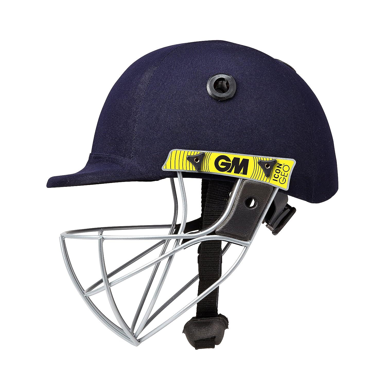 GM Icon Geo Junior Cricket Helmet