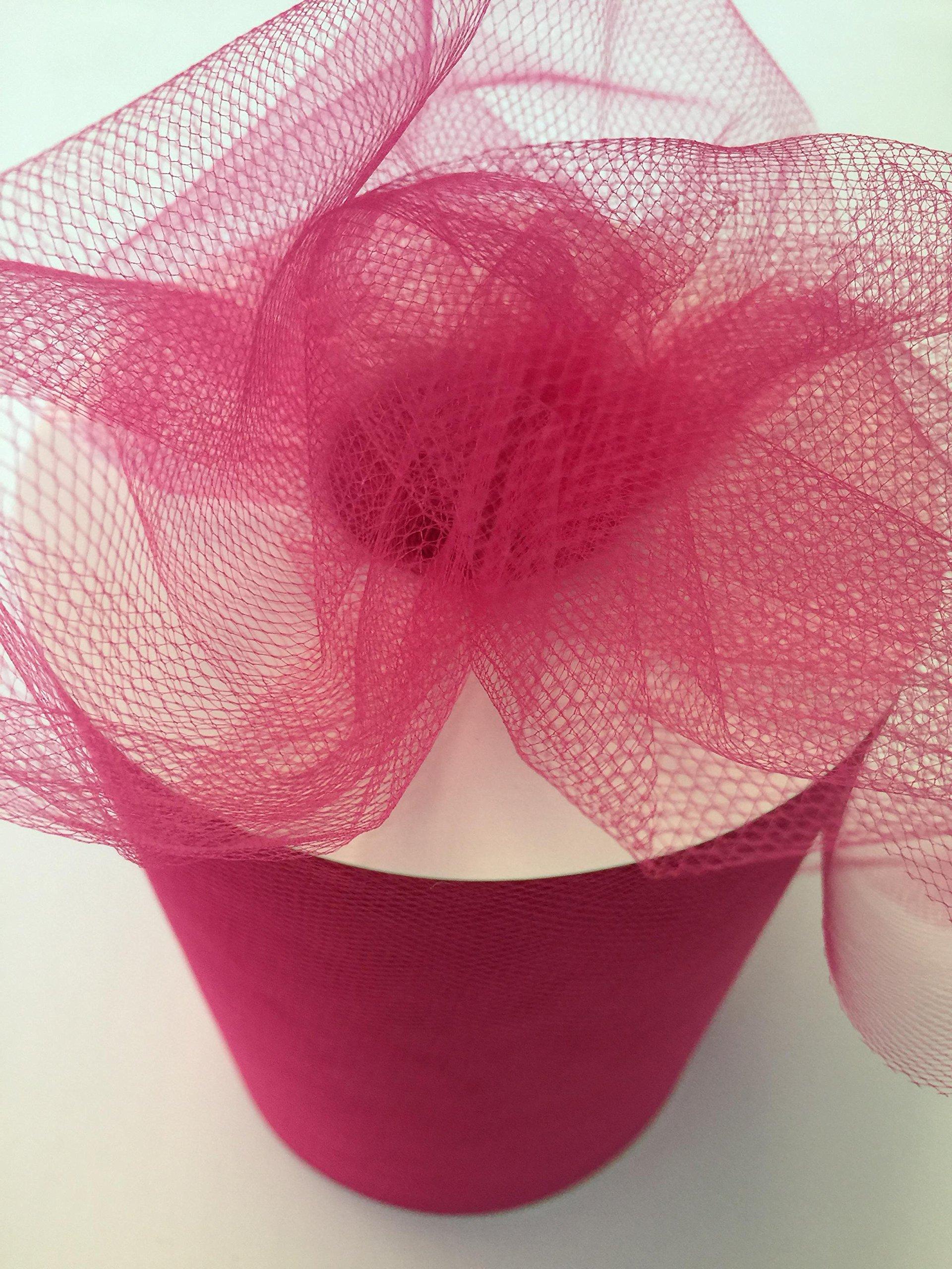 "3c41d92b46 Amazon.com  BERON Pack of 7 6"" Handmade Baby Girl Silk Crochet Tutu ..."