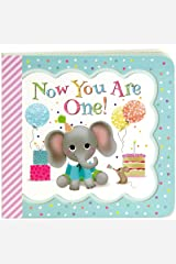 Now You Are One (Little Bird Greetings) Board book