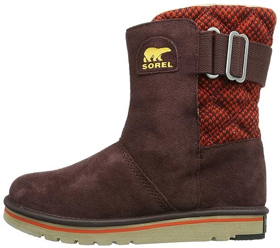 Sorel Womens Boots Grey