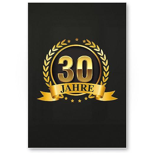 DankeDir!. 30 años de Oro, Plástico - Letrero Regalo 30 ...