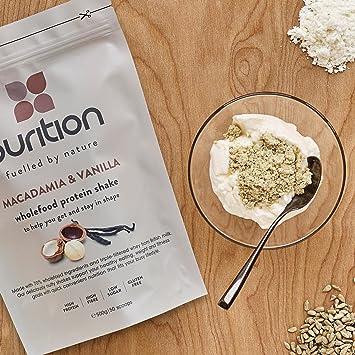 Ideal para perder peso & recuperación post-ejercicio - sustituto de comida 100% natural - Batido para el desayuno sin lácteos: Amazon.es: Salud y cuidado ...
