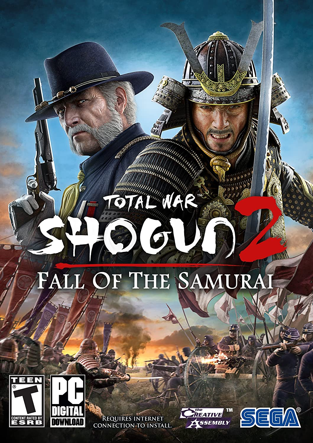Amazon.com: Total War: Shogun 2 - Fall of the Samurai ...