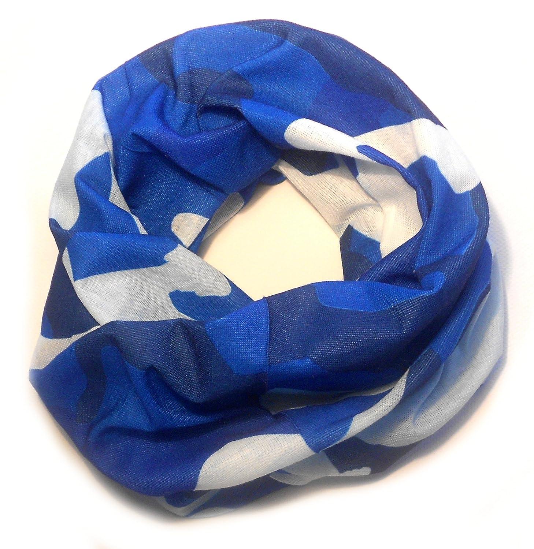 PRESKIN – panno multifunzionale usato come, bandana, foulard, sciarpa, passamontagna, fascia, scaldapolso, cappello, bandana, sciarpa, anello, fascia, scaldacollo, bandana pirata, gonna e cintura sulla testa, collo e braccia, 101MultiLoopRun