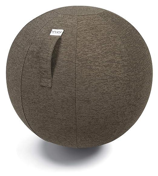 Hock VLUV STOV asiento ergonómico, pelota con funda de tela de ...