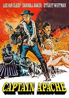 Book Cover: Captain Apache 1971