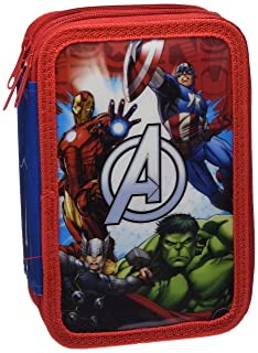 Astro Avengers AS9952–Astuccio con 3cerniere