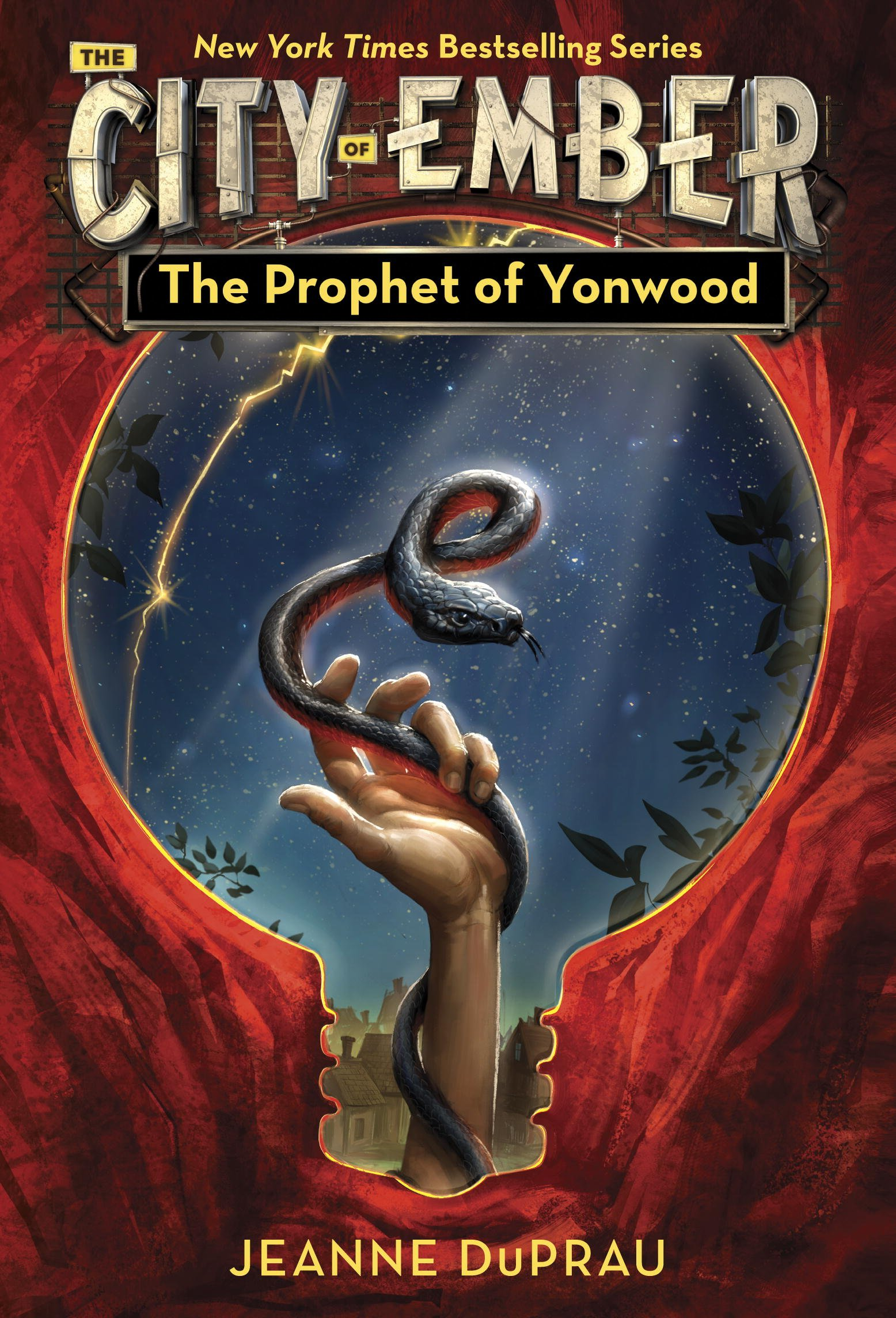 The Prophet of Yonwood (The City of Ember Book 4) (English Edition)