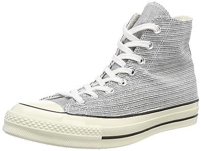 Converse Chuck Taylor All Star 70 Hi GRE 157476C WADERS POUR FEMME 3KAMIDO - avec sac de transport  Bottes Femme Chaussures Toms grises femme  36 8myowPwF