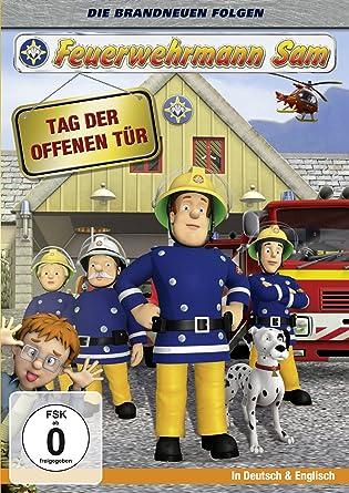 Feuerwehrmann Sam Tag Der Offenen Tür 1 Dvd Staffel75 Amazon