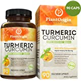 Turmeric Curcumin with Bioperine 1500mg. Highest Potency Available. Optimum Pain Relief & Joint Support with 95% Standardized Curcuminoids. Non-GMO, Gluten-Free Turmeric Capsules with Black Pepper