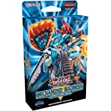 Yu-Gi-Oh! Trading Cards: Mechanized Madness Structure Deck- 42 Cards Total | 3 Super Rares, 2 Ultra Rares, 1 Double Sided Del