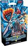 Yu-Gi-Oh! Trading Cards: Mechanized Madness Structure Deck- 42 Cards Total   3 Super Rares, 2 Ultra Rares, 1 Double…