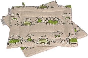 Dublin Geschenk Baumwoll-Mischgewebe Wacky Woollies K/üchentuch Ofen Handschuh 27,9/cm x 6,5/und Topflappen 6.75-inch X 6.75-inch