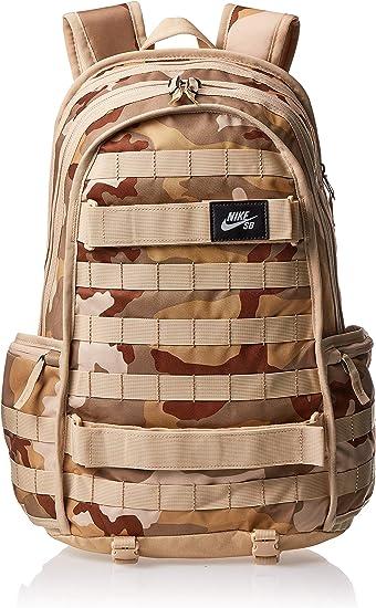 Nike Herren BA6118 Rucksack, Mehrfarbig CamoDesert C