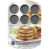 Wilton 2105-8456 12 Cavity Pancake Pan, Mini