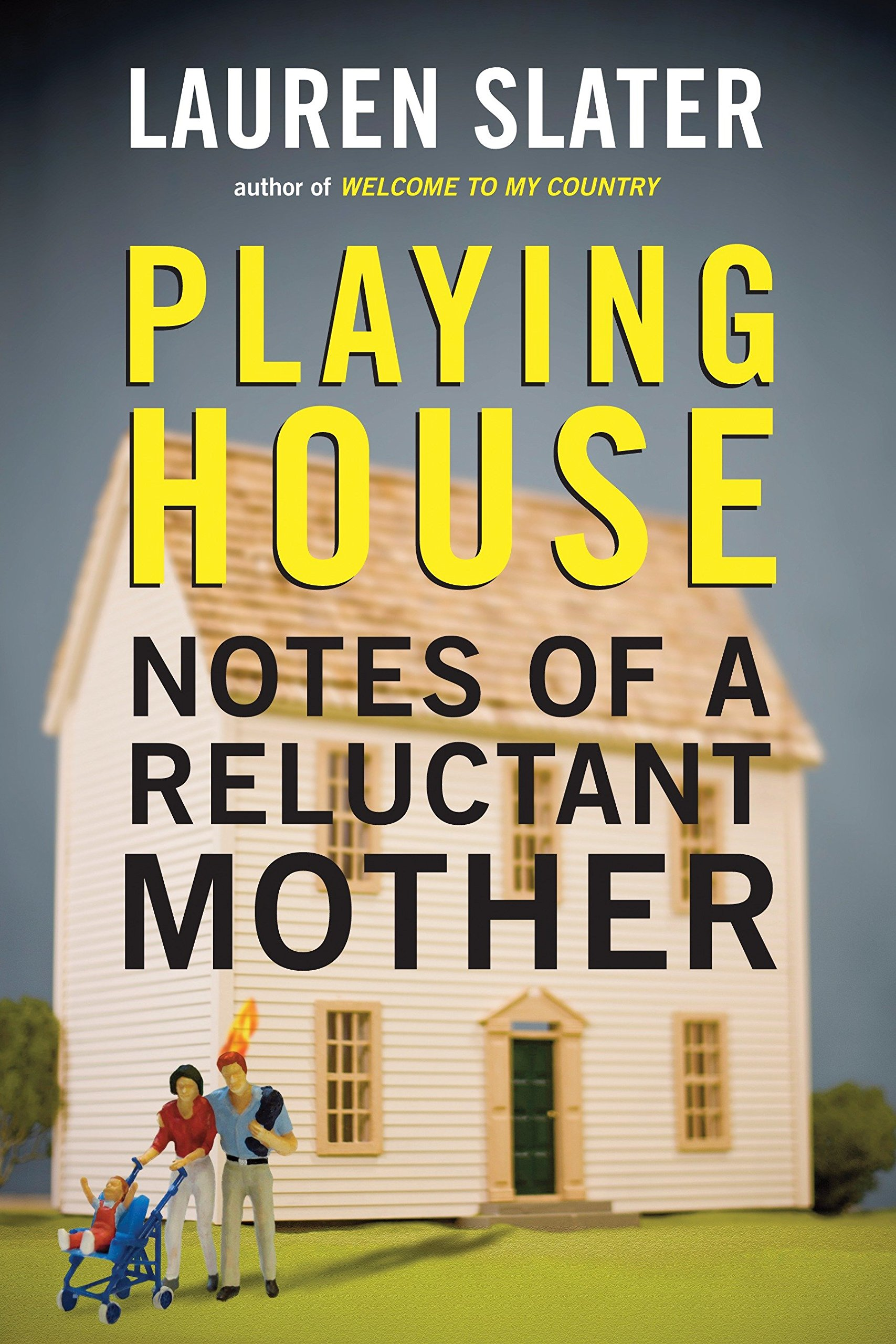 Playing House: Notes of a Reluctant Mother ebook