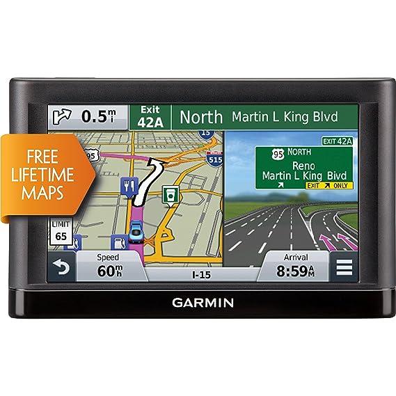 amazon com garmin n vi 55lm gps navigators system with spoken turn rh amazon com Garmin Nuvi 2505 Review Garmin Nuvi 2505 Carrying Case