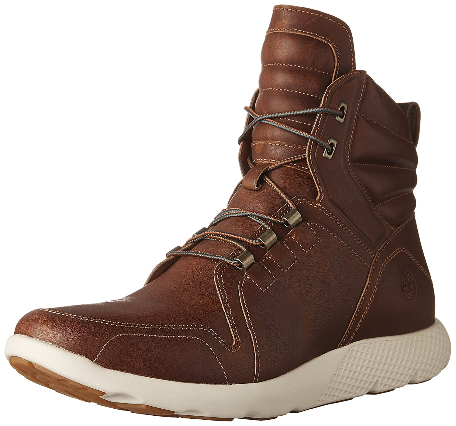 Timberland Men's Fly Roam Leather Fashion Boots TB0A1J1B715