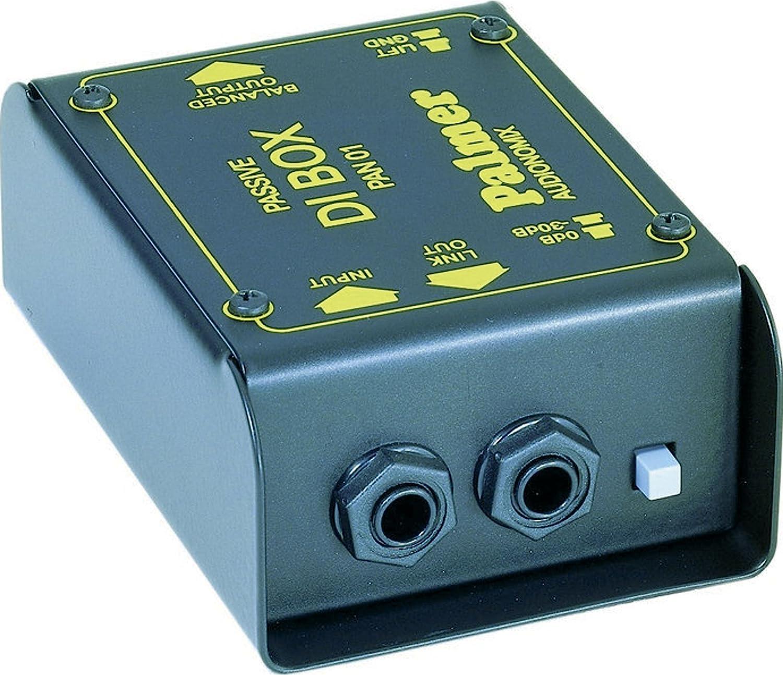 Palmer PAN01 - Caja de inyeccion pasiva: Amazon.es: Instrumentos ...