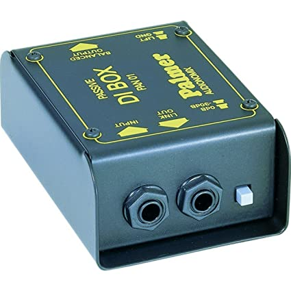Palmer PAN01 - Caja de inyeccion pasiva
