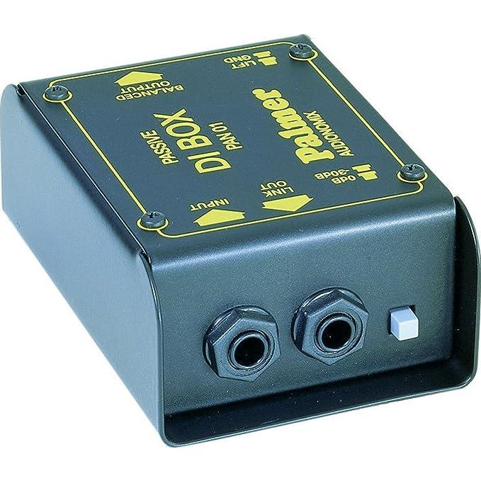 Palmer PAN01 - Caja de inyeccion pasiva: Amazon.es: Instrumentos musicales
