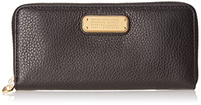 Wallet for Women, Black, Leather, 2017, One size Marc Jacobs