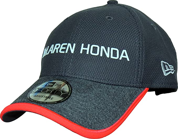 McLaren Honda Official Team F1 New Era 940 Cap (Dark Grey Team ... 03c2f77ce9ec