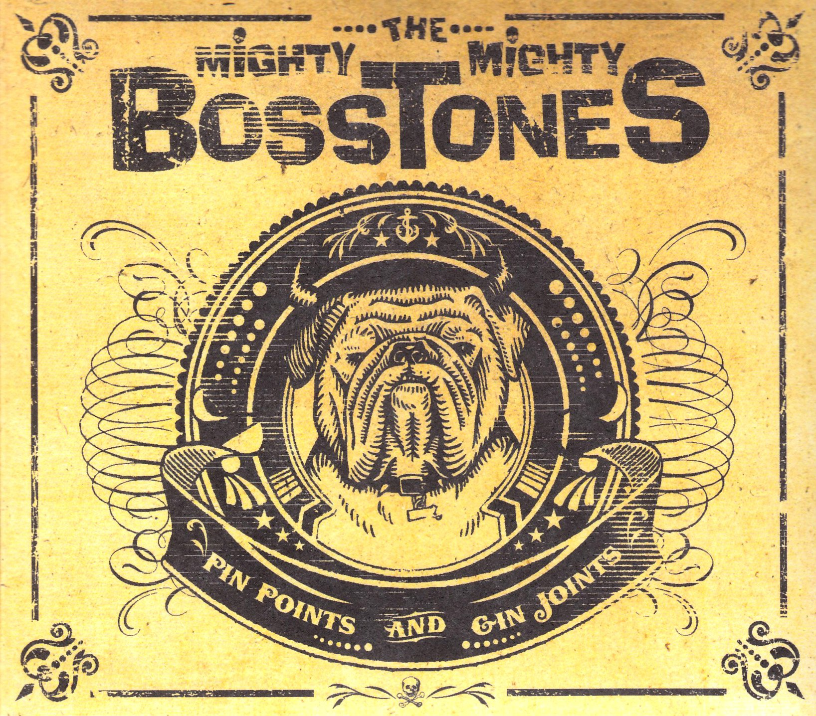 Pin Points & Gin Joints by Big Rig Records