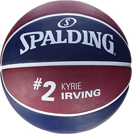 Spalding NBA Player Kyrie Irving 83-348Z Balón de Baloncesto ...