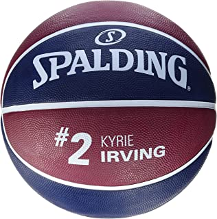 Spalding NBA PLAYER KYRIE IRVING T.7 Marine/Bordeaux 7.0 SPALG|#Spalding 3001586011717