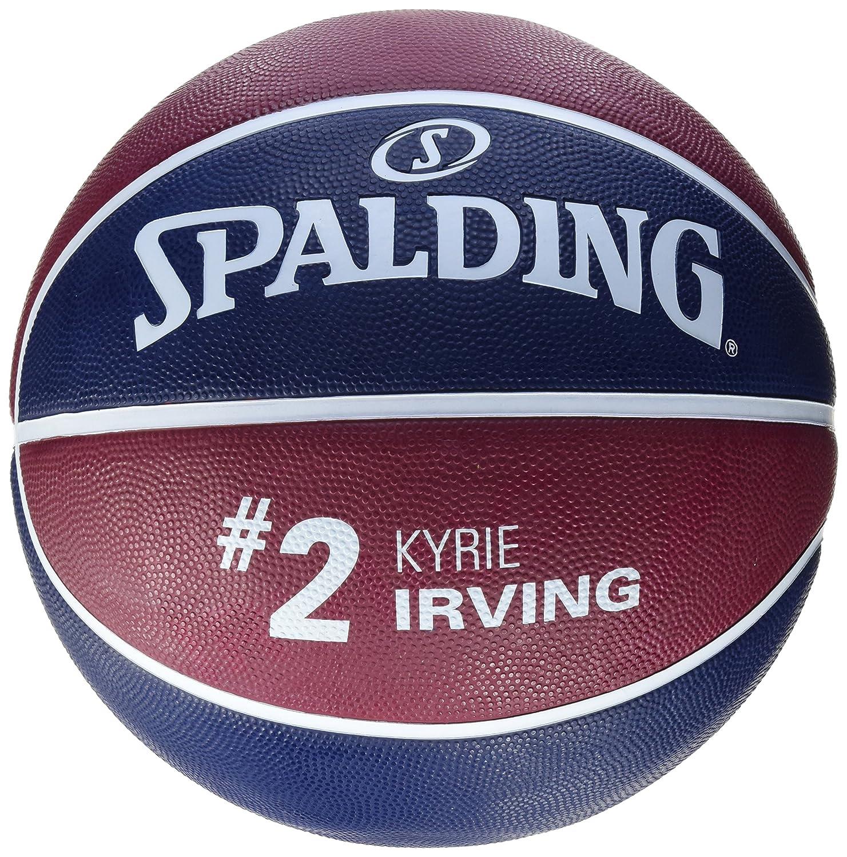 Spalding NBA Player Kyrie Irving 83-348Z Balón de Baloncesto ...