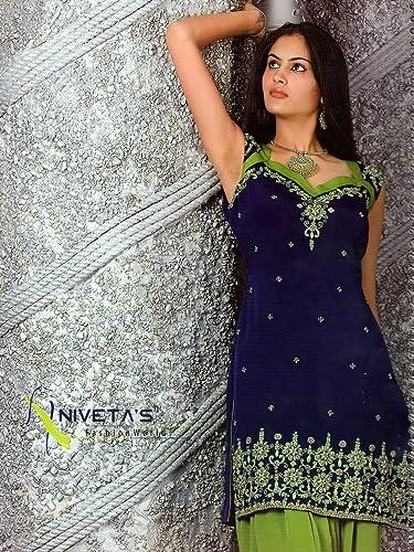 nivetas fashion salwar suit embroidery design book for boutique