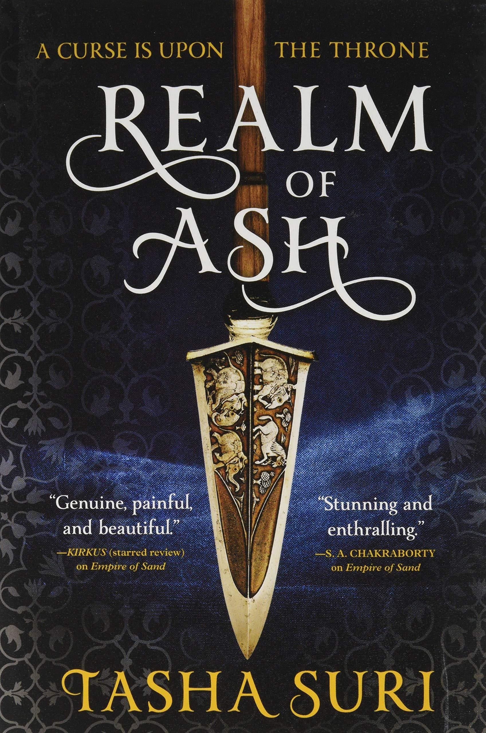 Review: Realm of Ash, Tasha Suri