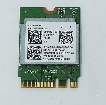 COMPRO PC Tarjeta de Red inalámbrica Combo Bluetooth para HP ...