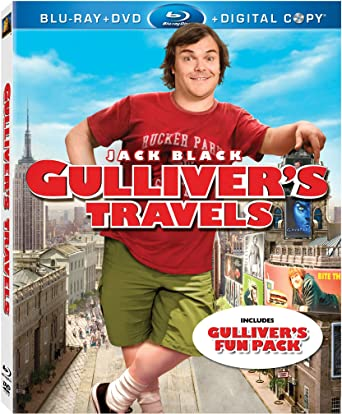 Gulliver's Travels 2010 BRRip 720p 650MB [English – Hindi 5.1] MKV