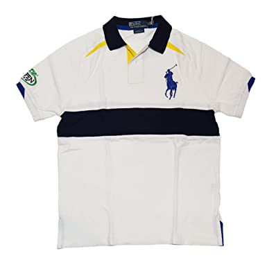 55291fc4fa3 Image Unavailable. Image not available for. Color  RALPH LAUREN Polo Mens US  Open Tennis ...