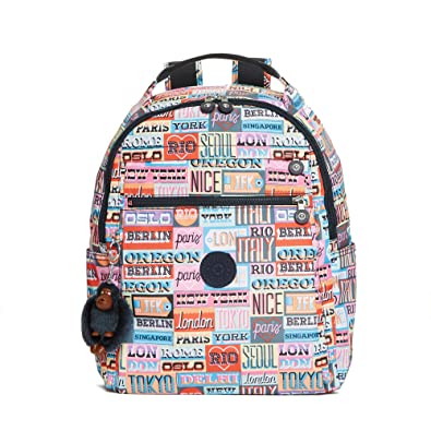 Image Unavailable. Image not available for. Color  Kipling Micah Medium  Printed 15 quot  Laptop Backpack ... e3e6cc0ec380c