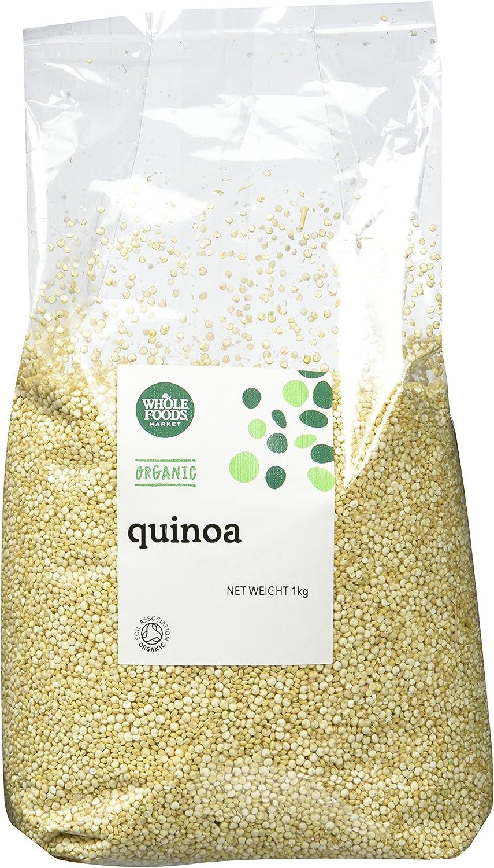 Whole Foods Market Organic Quinoa 1kg: Amazon.es ...
