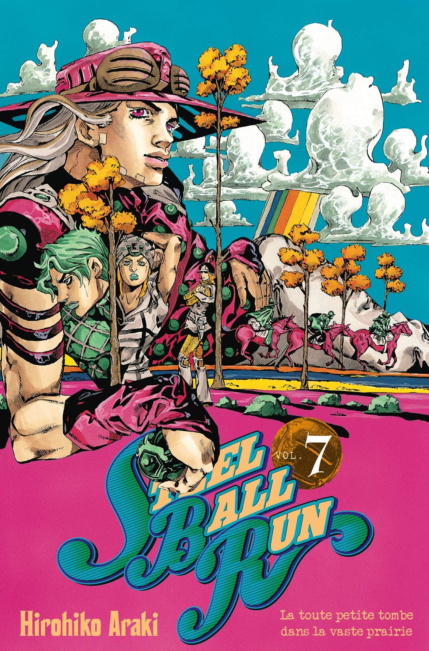 Steel Ball Run, Tome 20  Hirohiko Araki Amazon.de Bücher