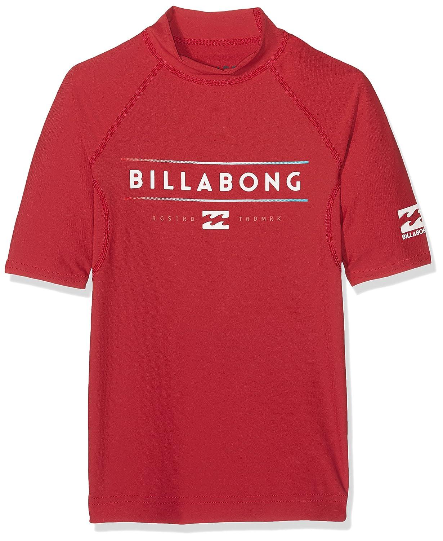 BILLABONG Boys Unity Ss Themal Top
